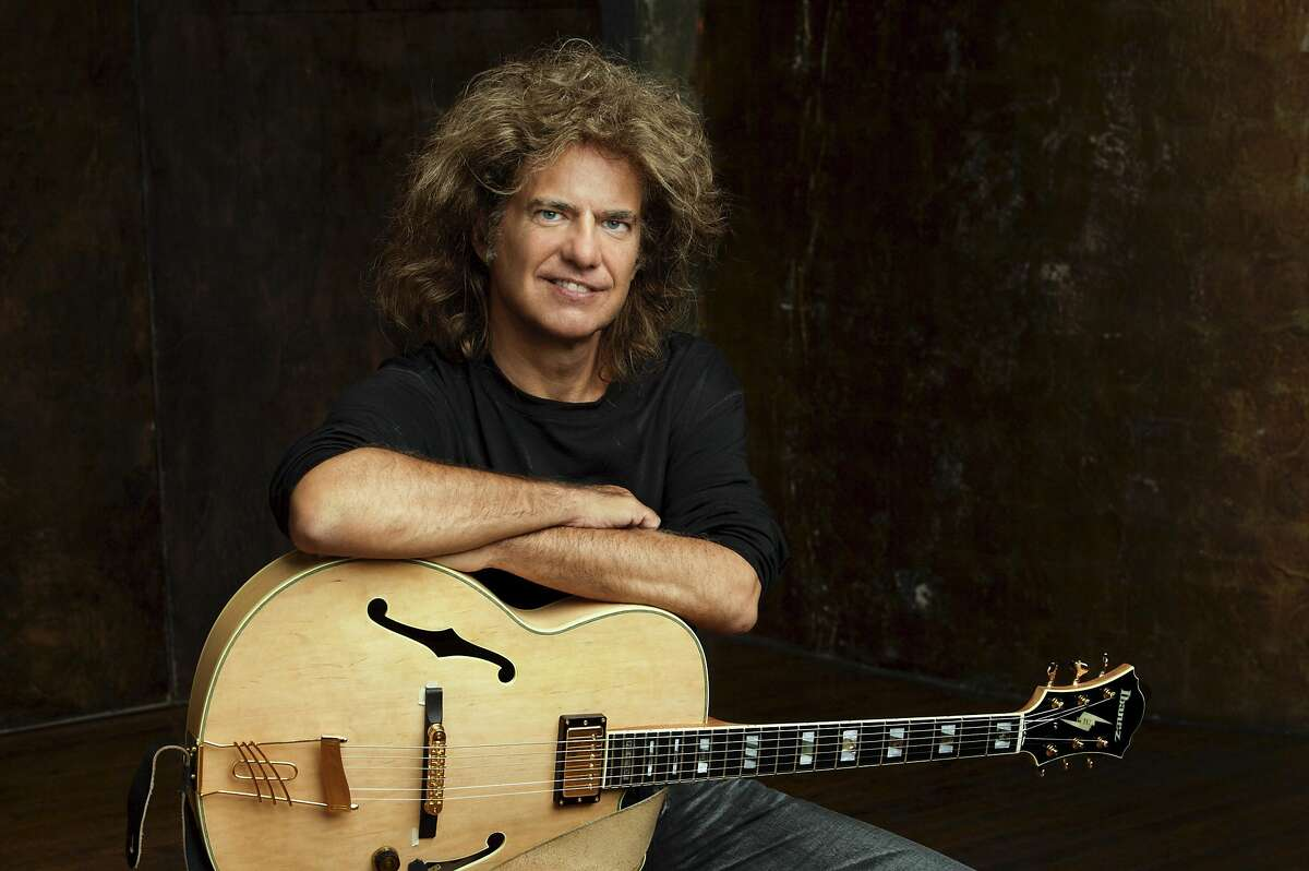 Pat Metheny performs with his latest musical group, Pat Metheny Unity Band, on Thursday, Oct. 11, at Ridgefield Playhouse.