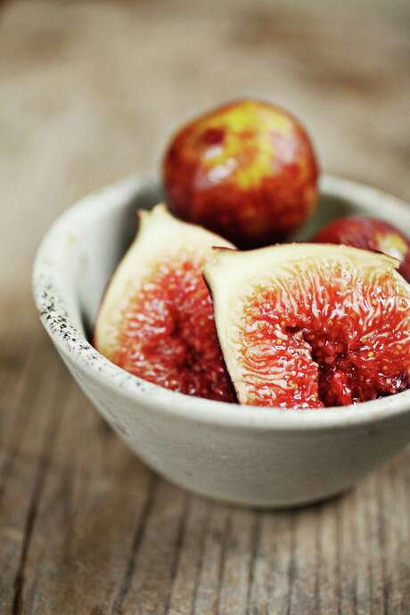 Fig season is oh so brief, so enjoy these recipes while you can! Photo: Juli Leonard /Raleigh News & Observer /TNS / Raleigh News & Observer