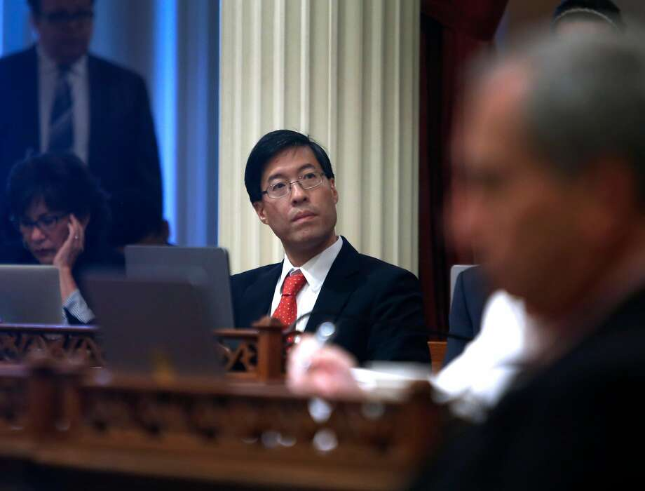 State Sen. Richard Pan. Photo: Paul Chinn, The Chronicle