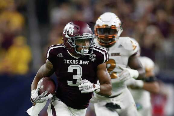 A touchdown by Christian Kirk helped A&M open last season with a win over Arizona State. The Aggies want to repeat an opening victory over a ranked Pac-12 team on Sept. 3 against UCLA, but they hope it will be a springboard to more than an 8-5 season.