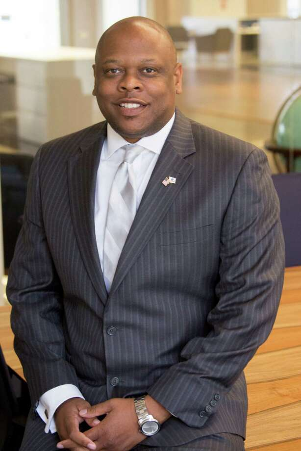 Kevin Fulton is a candidate for Harris County 11th Civil District Court. (Jeremy Carter / Houston Chronicle