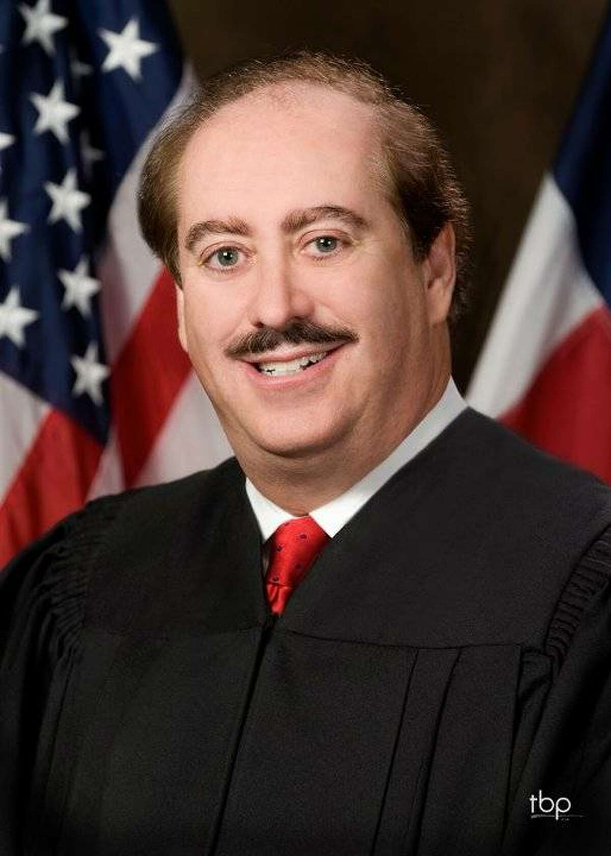 Judge Larry Weiman is seeking reelection to the 80th Civil District Court.