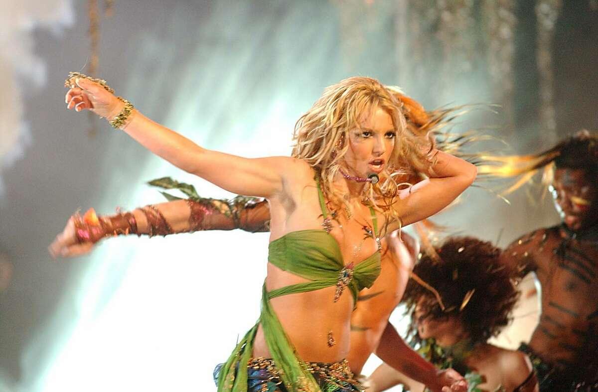 49. Britney Spears - 34.5 million units
