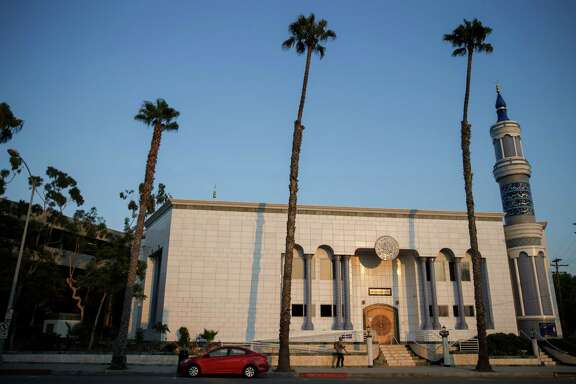 The King Fahad Mosque in Culver City, Calif., near Los Angeles. Critics agree that Saudi Arabia's proselytizing of a fundamentalist strain of Islam known as Wahhabism has disrupted local Islamic traditions in dozens of countries- the result of lavish spending on religious outreach.