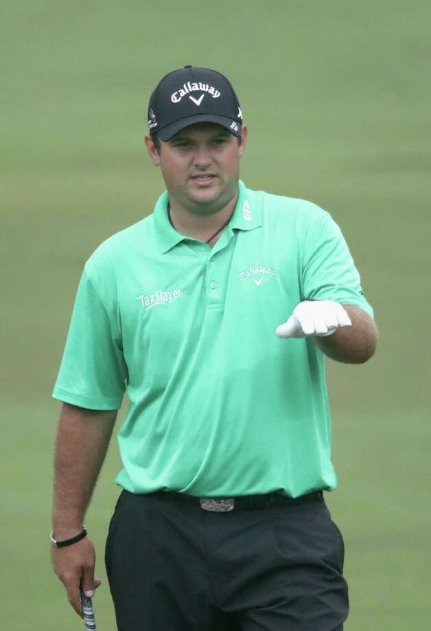 GREENSBORO, NC - AUGUST 18:  Patrick Reed looks over a shot on the 10th hole during the first round of the Wyndham Championship at Sedgefield Country Club on August 18, 2016 in Greensboro, North Carolina.  (Photo by Streeter Lecka/Getty Images) ORG XMIT: 597178159 Photo: Streeter Lecka / 2016 Getty Images