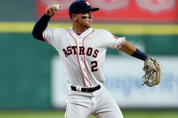 Alex Bregman has adjusted to third base like a duck to water, much to the Astros' surprise and delight.