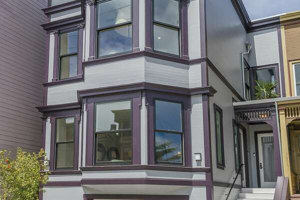 3660 18th St. is a four bedroom, two story condo located on the upper levels of this updated Edwardian in Mission Dolores.