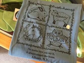 Albany area things you can buy to show off your local pride