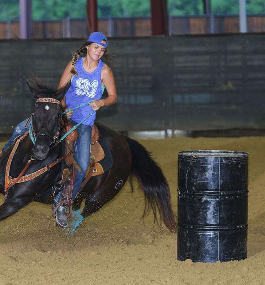 Orange County Hosts Texas High School Rodeo Competition