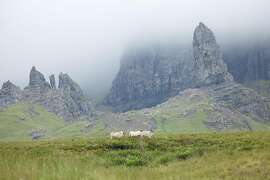 The Isle of Skye is especially magical when draped in mist.
