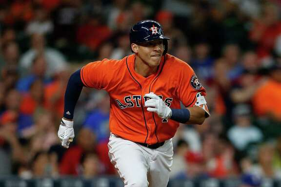 Critical to the Astros' upcoming homestand are shortstop Carlos Correa, from left, third baseman Alex Bregman and closer Ken Giles.