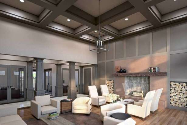 Harper's Retreat at 17011 Harpers Way in Conroe has a wellness/fitness center, dog park, clubhouse and Cyber Café with Wi-Fi access.