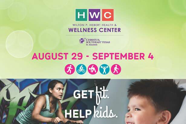 From Aug. 29 through Sept. 24, 2016, t  he Wilton P. Hebert CHRISTUS Health and Wellness Center   will offer enrollment fees of only $30. All of the fees will in turn be donated to the   CHRISTUS St. Elizabeth Children's Miracle Network   ,   benefiting   their mission of increasing funds and awareness for local children's hospitals.