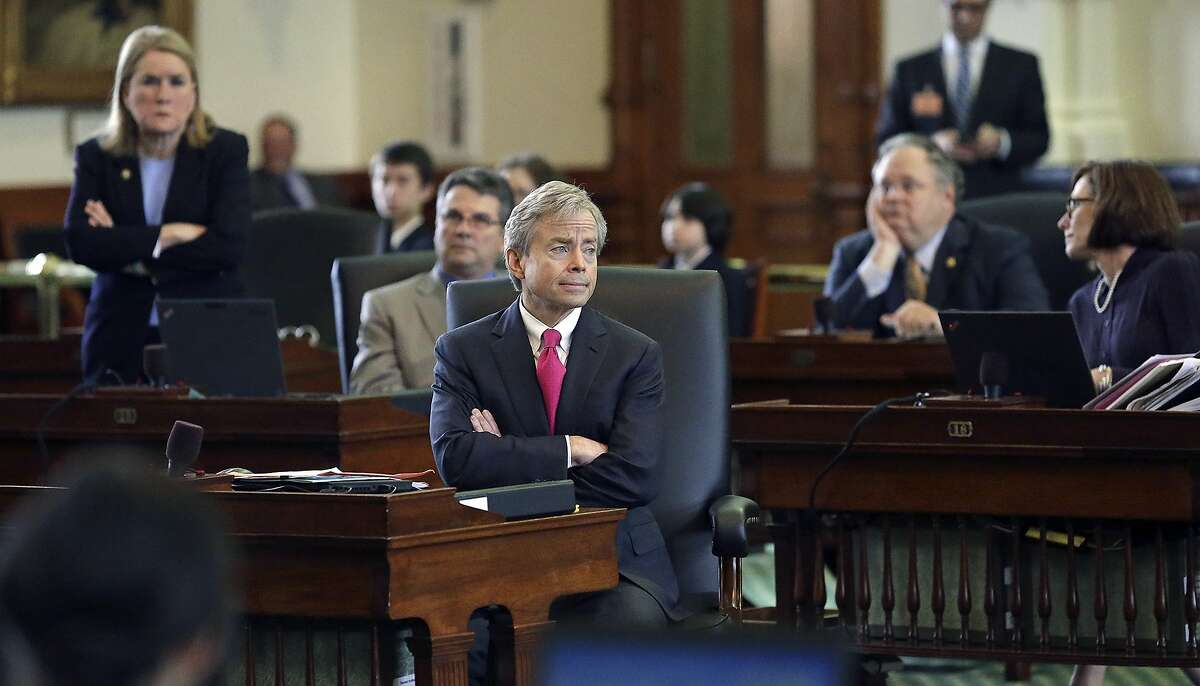 PHOTOS: Long legal fight over red-light camsTexas Sen. Don Huffines, R-Dallas, called for renewed legislative efforts in December 2017 to stop the operation of red light cameras. Red light cameras have previously received attention in the Texas Legislature but haven't faced any serious challenges since the law originally passed in 2007.>>>See a countdown of community protests dating back more than a decade ...