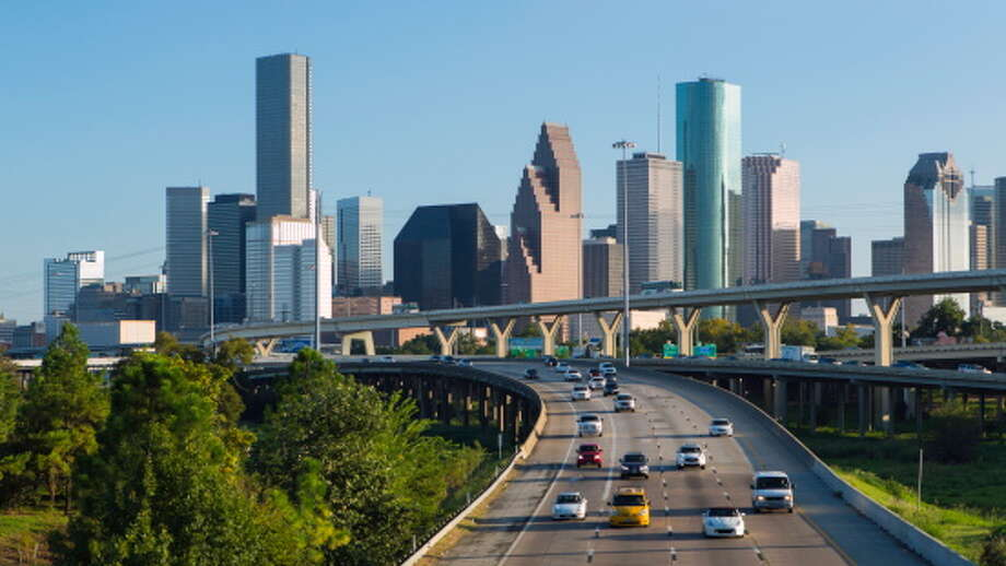 Houston was one of four Texas cities on CareerCast's list of 10 Best Cities to Live and Work.See which Texas city made Glassdoor.com's 2013 list of the best cities to work in.  Photo: Gavin Hellier/Getty Images/Robert Harding World Imagery