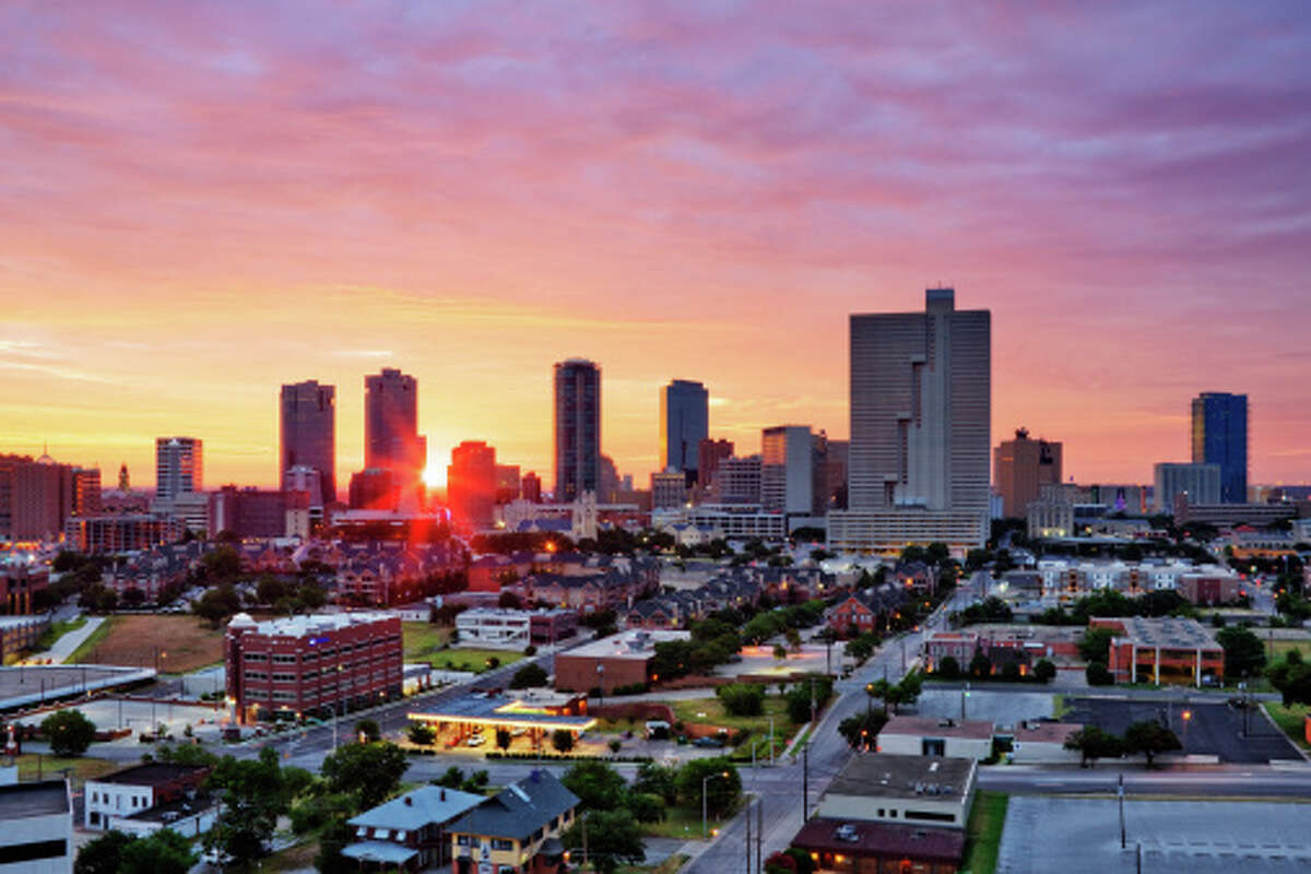 Fort Worth, TX Salary you need to be happy: $112,665 Salary you need for life evaluation: $101,935 Salary you need for emotional well-being: $64,380-$80,475