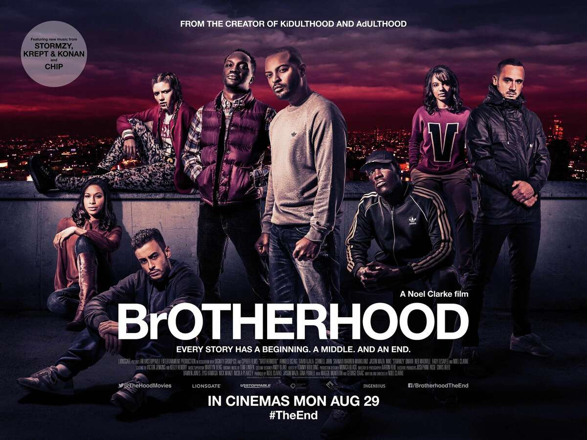 Brotherhood coming September 2. With Sam facing up to the new world he realizes it also comes with new problems and new challenges that he must face that he knows will require old friends to help him survive new dangers. Starring Noel Clarke, Ashley Thomas, Olivia Chenery, Nick Nevern.