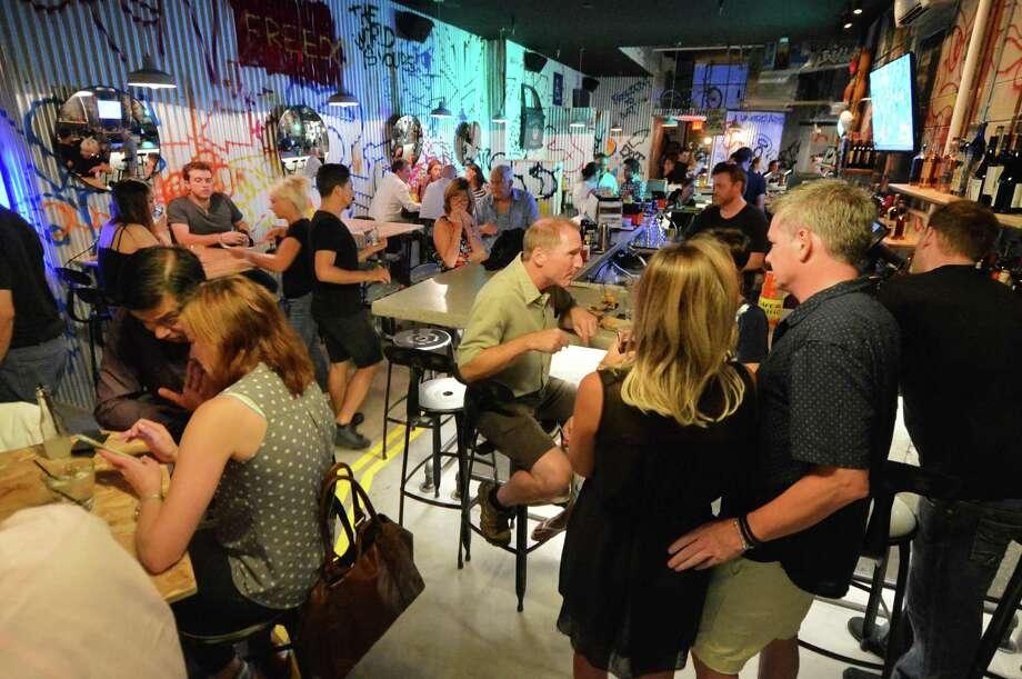 El Segundo Restaurant on Thursday August 25, 2016 in Norwalk Conn Photo: Alex Von Kleydorff / Hearst Connecticut Media / Connecticut Post
