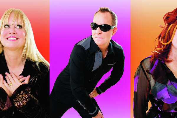 The B-52s perform at Foxwoods Resort Casino on Sunday, Sept. 4.