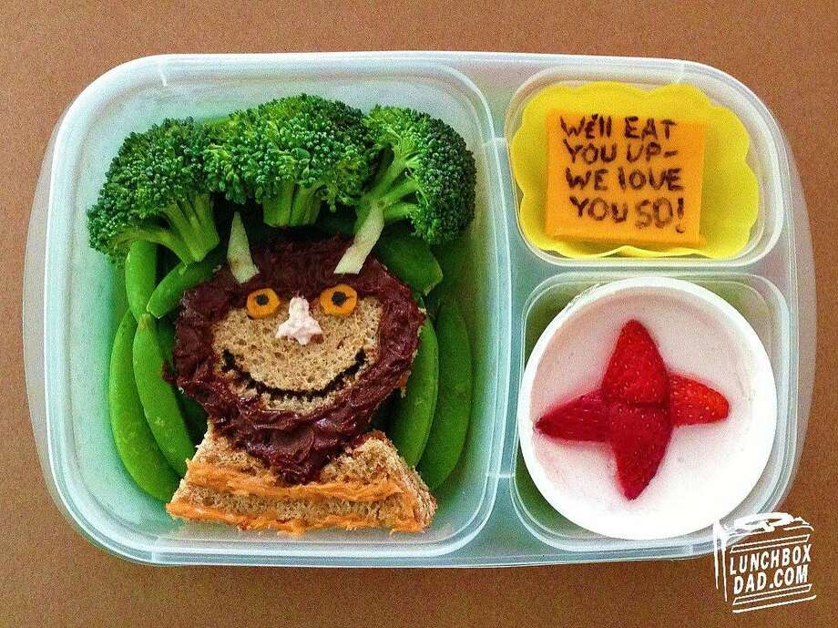 Bay Area dad puts normal parents to shame with these 36 amazing lunch boxes