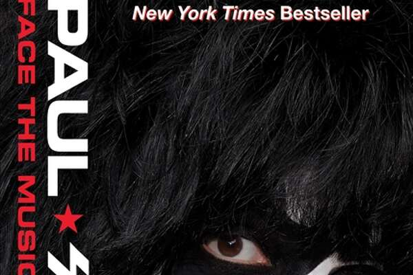 "KISS comes to the Webster Bank Arena on Wednesday, Sept. 7. Above is Paul Stanley's ""Face the Music: A Life Exposed,"" which was released in paperback a few weeks ago (and in 2014 in hardcover) by HarperCollins."
