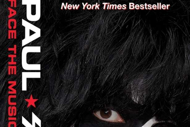 """KISS comes to the Webster Bank Arena on Wednesday, Sept. 7. Above is Paul Stanley's """"Face the Music: A Life Exposed,"""" which was released in paperback a few weeks ago (and in 2014 in hardcover) by HarperCollins."""