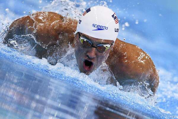 Ryan Lochte competes in the 200 individual medley heat at the Olympic Games in Rio. The U.S. swimmer, who  falsely claimed he and three teammates were robbed in Rio, apologized for his behavior. A reader says his actions were more than a harmless prank.