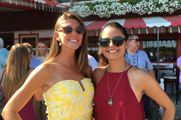 Were you Seen at Saratoga Red Jacket Ceremony Day at the Saratoga Race Course in Saratoga Springs on Friday, Aug. 26, 2016?