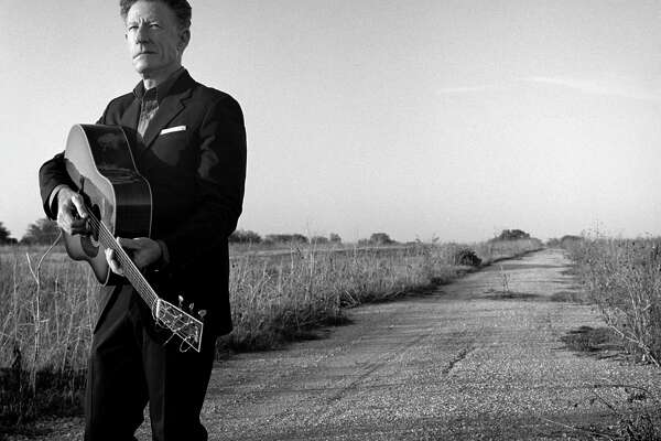 Lyle Lovett.