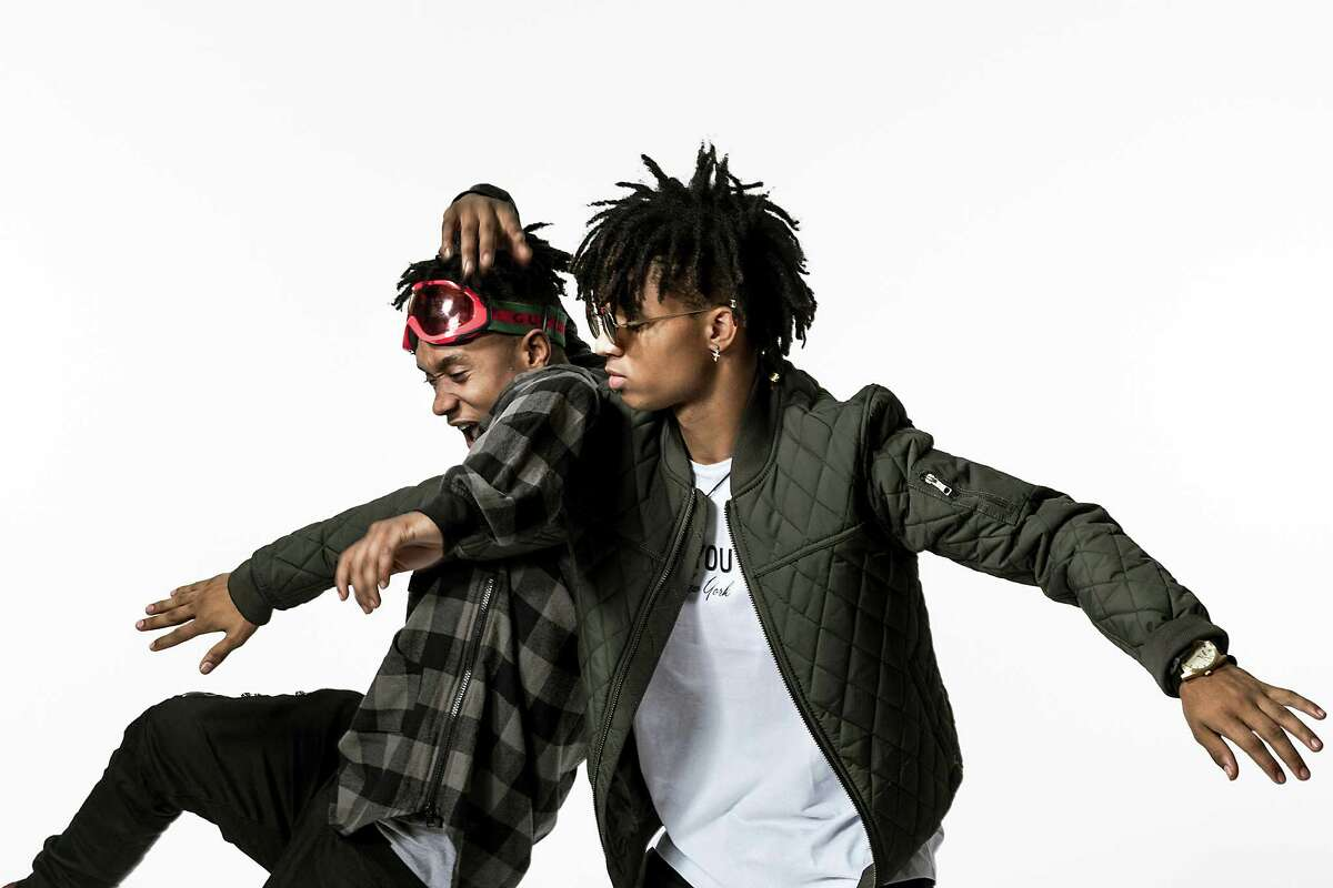 Rae Sremmurd , 6 p.m., SaturdayDirect from Tupelo, Mississippi, the birthplace of Elvis Presley, comes this duo, brothers Khalif