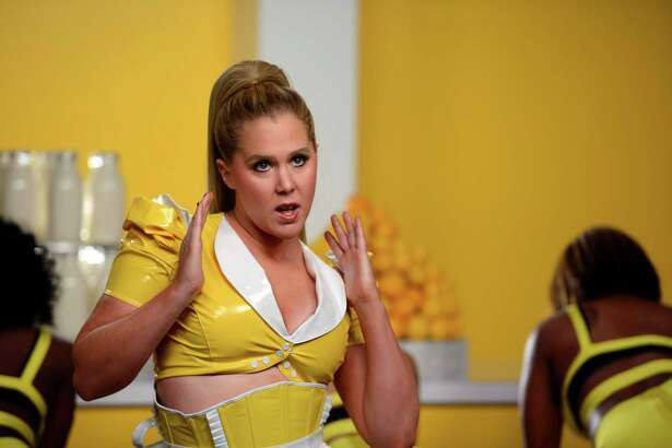 "Amy Schumer: The raunchy ""Trainwreck"" star joins comics George Lopez, Kevin Hart and Gabriel Iglesias in making the huge leap from the nightclub and theater stage to the sports arena with a show that will attract upwards of 13,000. Nov. 17, AT&T Center."