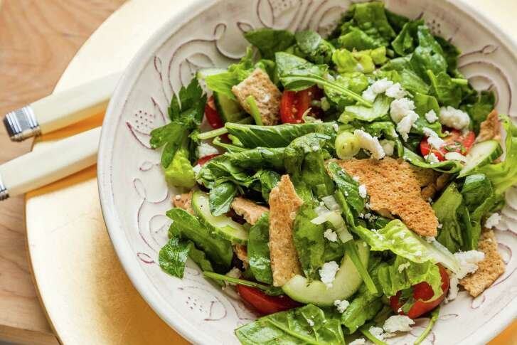 Once your appetite-regulating gastrointestinal hormones are functioning properly, you can eat all the vegetables and salad you want. Just make sure to go easy on the dressing.