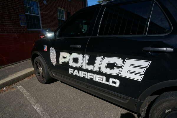 Fairfield Police Car Cop Car