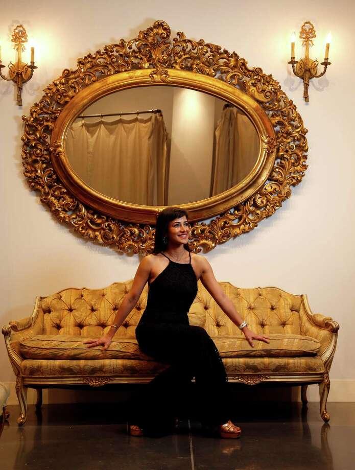 Maryam Afshari Khreibani, owner of Baanou in River Oaks District photographed, Wednesday, Aug. 24, 2016 in Houston. ( Karen Warren / Houston Chronicle ) Photo: Karen Warren, Staff Photographer / 2016 Houston Chronicle