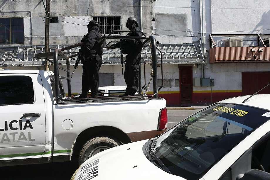 Internal Cartel Rift Brings Back Violence To Nuevo Laredo