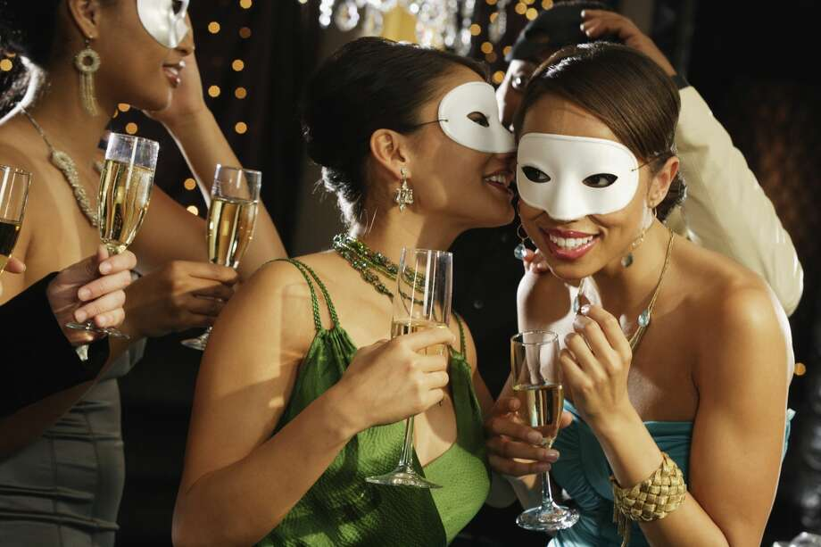Spread Wide Shut Masquerade partyThe Spread, NorwalkSpecialty drinks and a special menu. Find out more.  Photo: DreamPictures/Getty Images/Blend Images