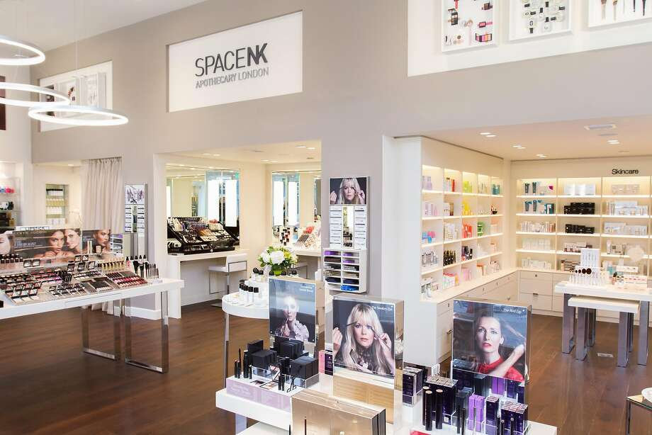 British cosmetics retailer Space NK has opened its first S.F. stand-alone shop at Fillmore and Pine streets. Photo: Kerrie Chappelka