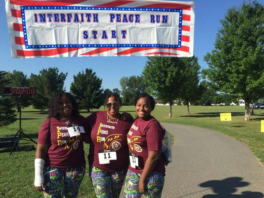 American Sikhs for Humanity's Interfaith Peace 5K on Aug. 20, 2016, at the Crossings of Colonie raised funds for Miracle on Craig Street's efforts to reopen Carver Community Center in Schenectady. (provided photo) ORG XMIT: Kzvv6AToiLWkmoXDYM1W