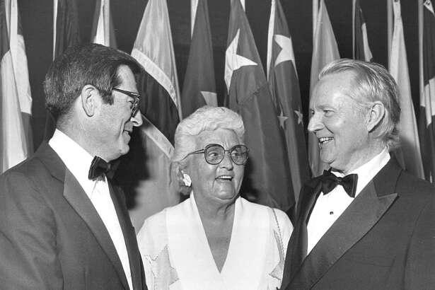 03/19/1987 - Henry Lartigue, Ruth Denney and Joseph Glasco