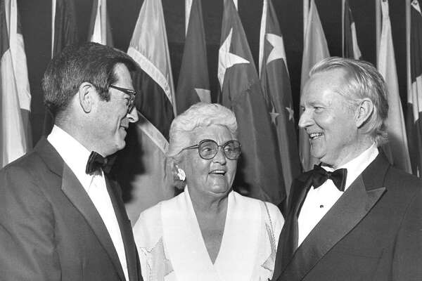 03/19/1987 - Henry Lartigue, Ruth Denney and Joseph Glasco