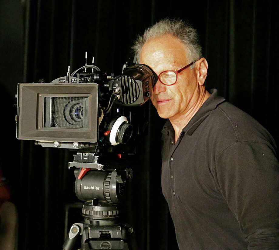 Everett Gorel directs the filming of a commercial this month at South Coast Film & Video in Houston.  Photo: James Nielsen, Staff / © 2016  Houston Chronicle