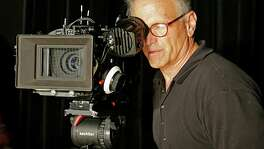 Everett Gorel directs the filming of a commercial this month at South Coast Film & Video in Houston.