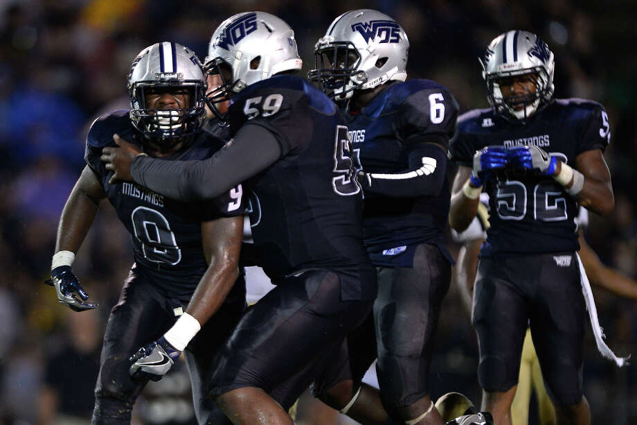 1. West Orange-Stark at Little Cypress Mauriceville Photo: Ryan Pelham / ©2016 The Beaumont Enterprise/Ryan Pelham