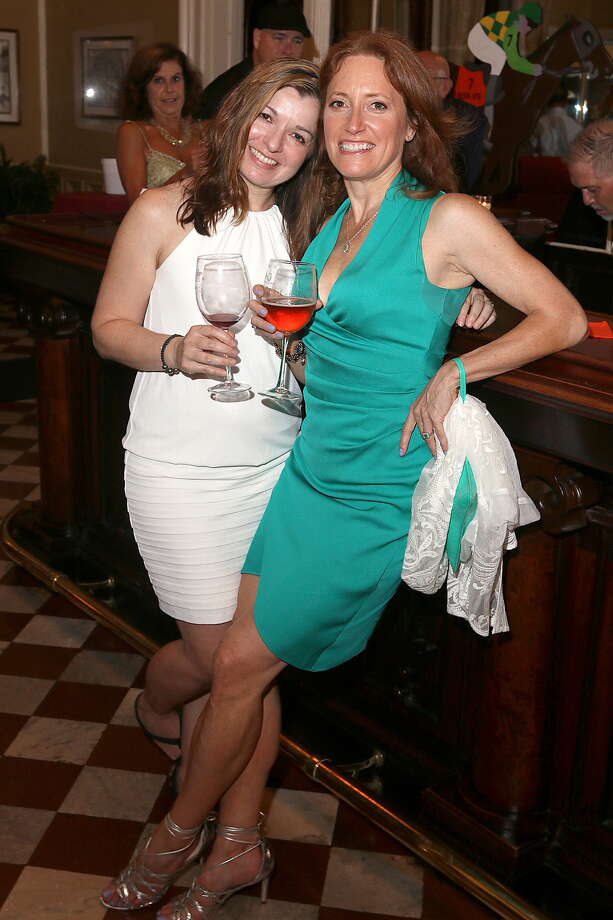 Were you Seen at the 18th Annual Travers Wine Tasting, a benefit for Senior Services of Albany, held at the Canfield Casino in Congress Park in Saratoga Springs on Friday, Aug. 26, 2016? Photo: Joe Putrock / Special To The Times Union