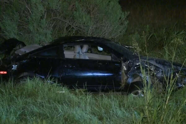 A teenager almost had his arm severed in a car crash in northeast Houston late Friday, August 27, 2016.