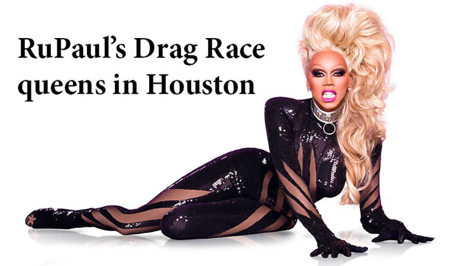 Drag Race Houston. Photo: Logo