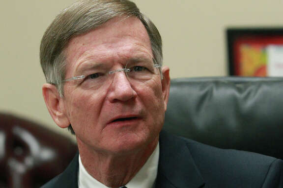 "Rep. Lamar Smith: Undocu mented immi grants in prison ""have committed some of the worst crimes."""