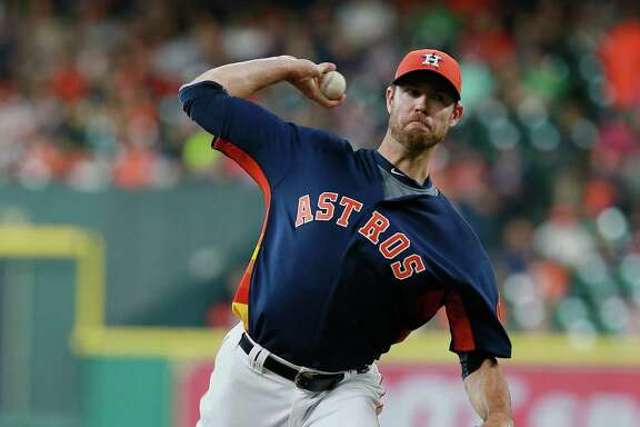 HOUSTON, TX - AUGUST 28:  Doug Fister #58 of the Houston Astros pitches in the first inning against the Tampa Bay Rays at Minute Maid Park on August 28, 2016 in Houston, Texas.