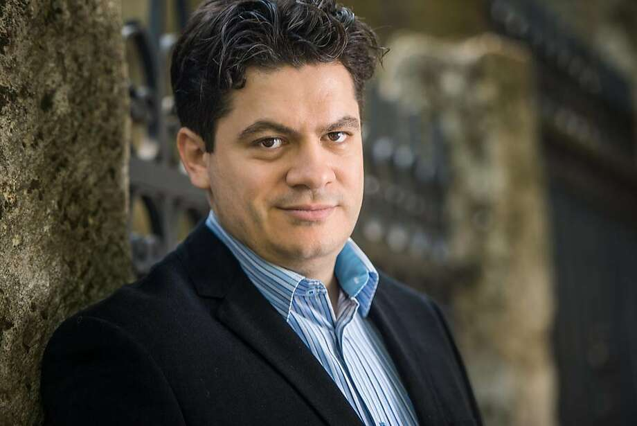 Conductor Cristian Macelaru has taken the baton at the Cabrillo Festival of Contemporary Music in Santa Cruz. Photo: Sorin Popa
