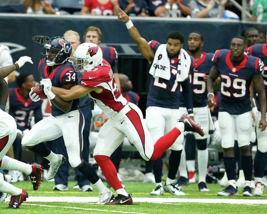 Texans rookie Tyler Ervin turns in his best performance yet